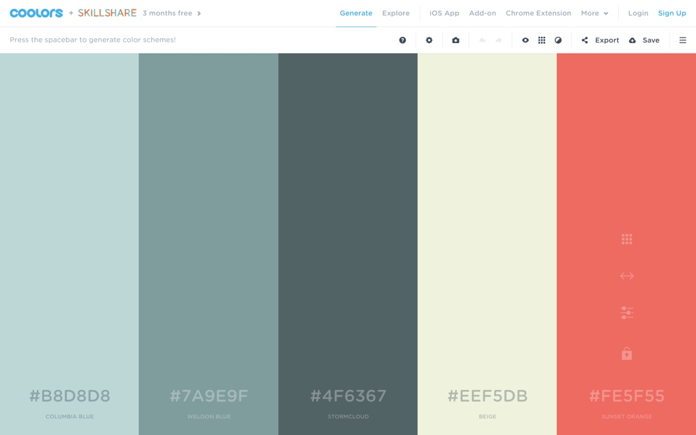 5 Apps To Help You Choose Mesmerising Color Schemes