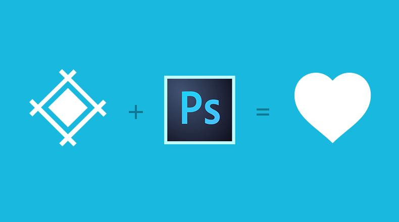 Handoff Photoshop Designs with Sympli