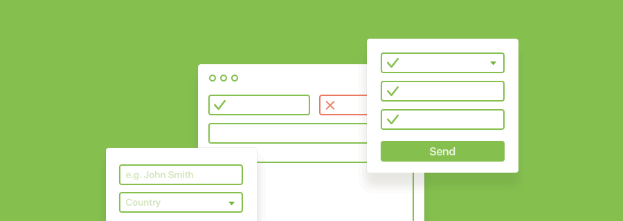 Improving forms