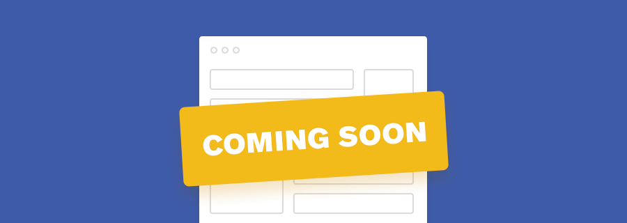 "How to Design the Perfect ""Coming Soon"" Page"