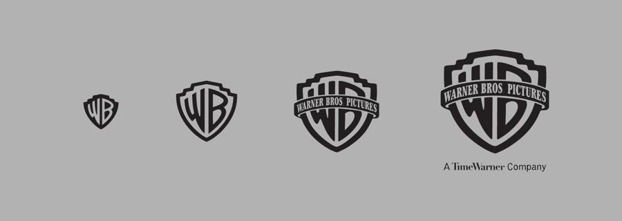 Warner Bros. responsive logo