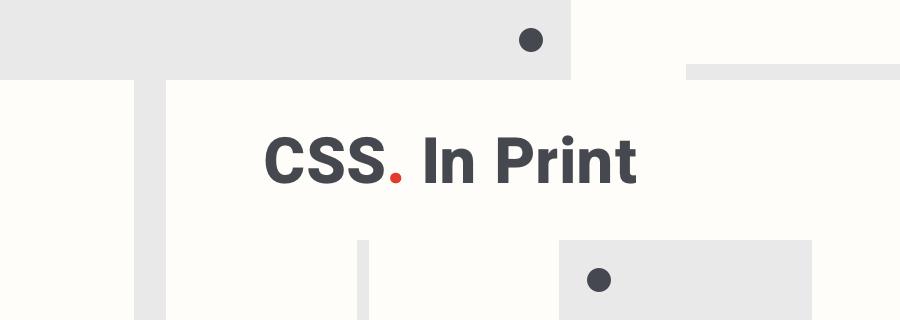 CSS Print Media Queries