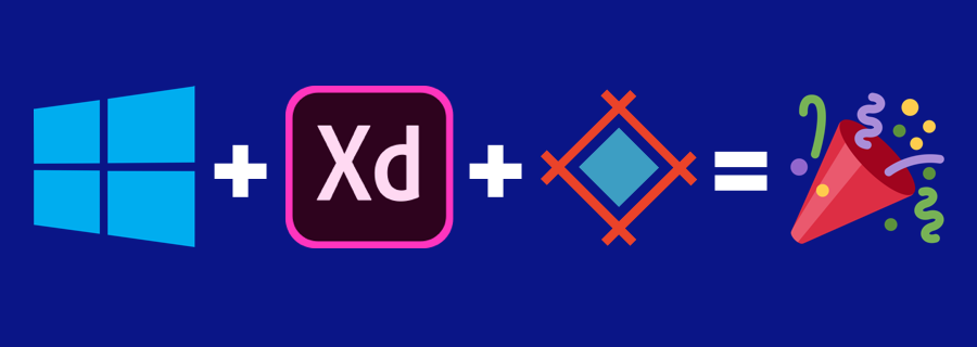 Sympli support for Adobe XD CC for Windows