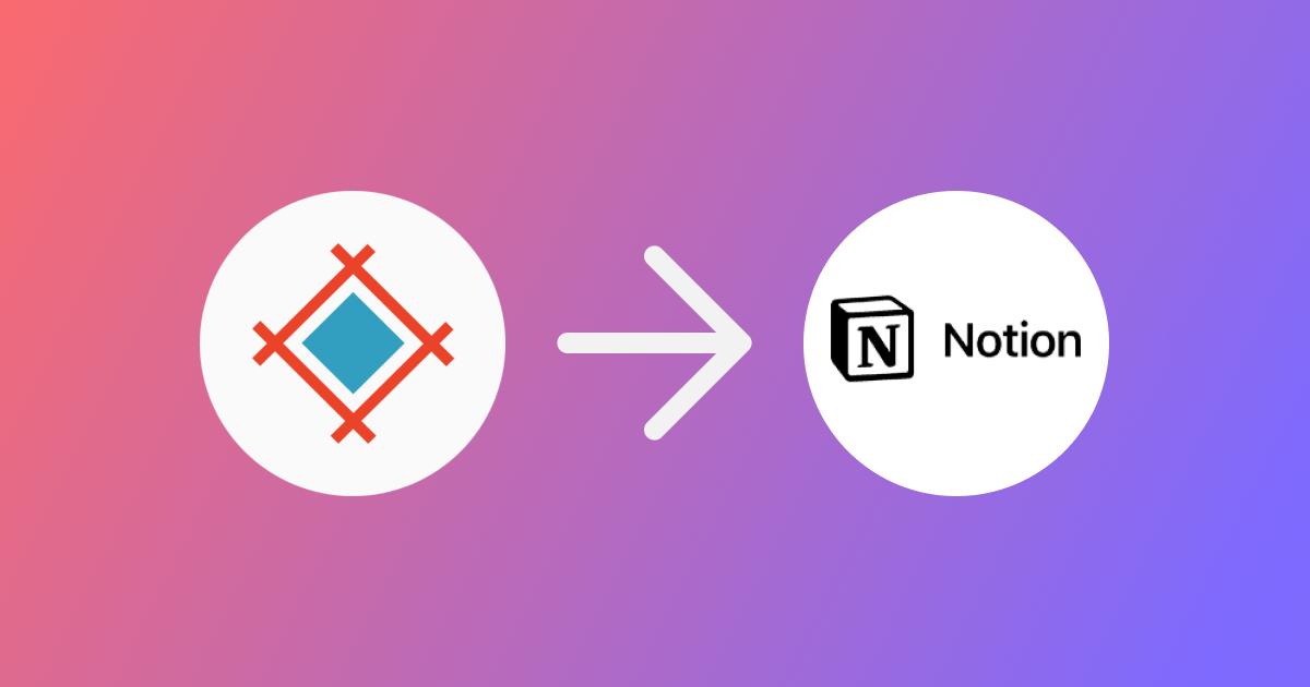 Sympli Handoff: using webhooks to set up a task list in Notion